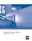 Garagen-Sectionaltore Einbaudaten von Hörmann| Metallbau Hülmbauer GmbH