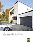 Garagen-Sectionaltore von Hörmann | Metallbau Hülmbauer GmbH