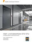 Stahl- und Edelstahltüren STS / STU von Hörmann| Metallbau Hülmbauer GmbH