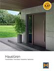 Haustüren ThermoCarbon, ThermoSafe, ThermoPlus und TopComfort von Hörmann| Metallbau Hülmbauer GmbH