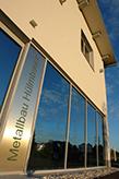 Eingang | Metallbau Hülmbauer GmbH