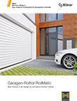 Garagen-Rolltor RollMatic von Hörmann| Metallbau Hülmbauer GmbH