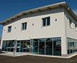 Firmengebäude | Metallbau Hülmbauer GmbH