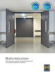 Multifunktionstüren von Hörmann| Metallbau Hülmbauer GmbH